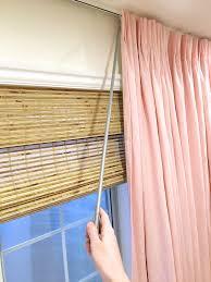 a ceiling mount curtain rod chris loves julia