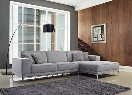 sectional sofa pictures agata sectional fabric sofa in light grey color by creative furniture