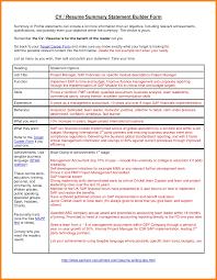 resume summary statement example 7 resume summary statement examples appeal leter resume summary statement examples interesting blogverdecom resume summary statement examples with resume summary statement examples png