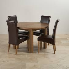 Round Extendable Dining Table Knightsbridge Round Extending Dining Set Dining Table 4 Chairs