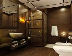 wood bathroom ideas 20 beautifully done wooden bathroom designs home design lover
