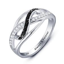 love promise rings images Personalized infinite love promise ring luxxjewel jpg