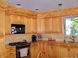 oak cabinets kitchen ideas kitchen kitchen wall colors 2015 glamorous with oak cabinets 26