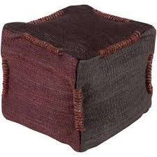 Colored Ottoman Multi Colored Ottomans Living Room Furniture The Home Depot