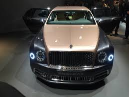 bentley mulsanne limo interior bentley unveils six seat mulsanne grand limousine at geneva autocar