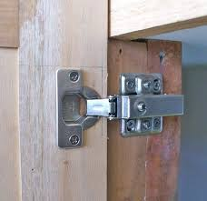 How To Install Kitchen Cabinet Doors How To Install Cabinet Hinge Overlay Cabinet Door Partial Wrap