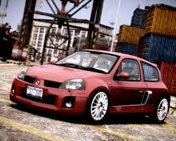 renault clio v6 renault clio v6 gta4 mods com grand theft auto 4 car mods