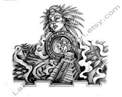 native tattoo etsy