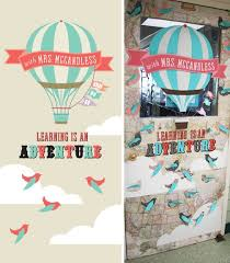 best 25 air balloon classroom theme ideas on