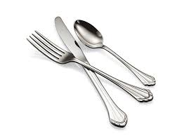 oneida easton contemporary stainless steel flatware dillards and