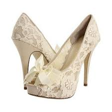 wedding shoes ivory ivory bridal shoes with satin lace and brooch with p