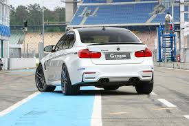 bmw m3 modified g power offers substantial upgrade package for bmw m3 and m4
