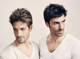 Mens Hairstyle By Face Shape by Mens Hairstyles With Short Beard