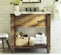 Hardwood Bathroom Vanities Rustic Bathroom Cabinets Engem Me