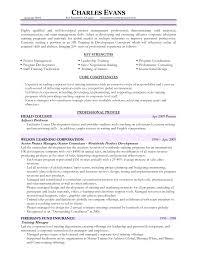 sle letter sle resume corporate trainer cover letter sle template