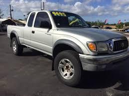 2006 toyota tacoma 4x4 mpg 2002 toyota tacoma for sale carsforsale com