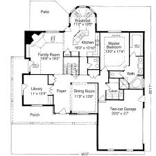 house plans with diions in feet home deco plans