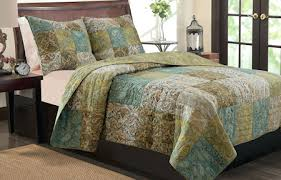 Turquoise And Brown Bedding Sets Blue Brown Baby Quilt Diamonds Leopard Toddler Jacks Turquoise
