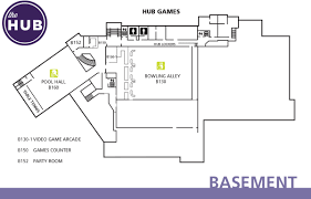 Basement Planning by Reservation Options The Hub