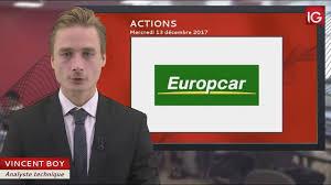 La Bourse Doute De La Bourse Europcar Hsbc Doute Ig 13 12 2017