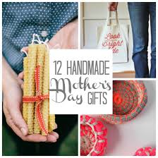 mothers gifts 12 handmade s day gifts babble