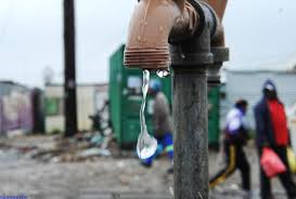 Bwl Outage Map Level 6 Water Restrictions Kick In January 1 South African