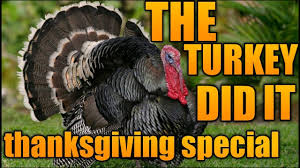 the turkey did it thanksgiving special