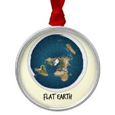 flat earth ornaments keepsake ornaments zazzle