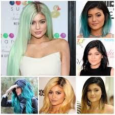 kylie jenner u0027s hair colors to try in 2017 new haircuts to try