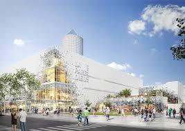 bureau de change gare part dieu green roof to top mvrdv s redesign of lyon s iconic part dieu