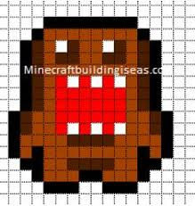 minecraft building templates minecraft pixel templates perry the platypus lots of