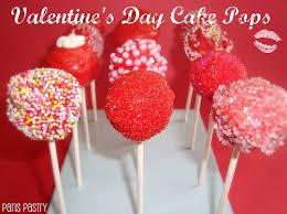 paris pastry happy valentine u0027s day cake pops