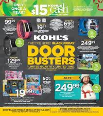 best black friday deals this year kohl u0027s is the first place to stop best place to shop for black