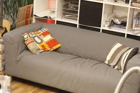 klippan sofa bezug klippan sofa bezug grau und weiß in berlin tempelhof ebay