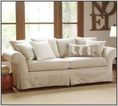 Slipcover For Sleeper Sofa Pottery Barn Sleeper Sofa Slipcover Home Design Ideas And Pictures