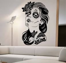 Art Decor Home by Skull Bedroom Decor Home Decorating Interior Design Bath