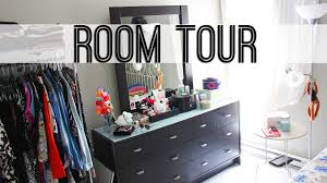 Room Tour Small Bedroom Storage Ideas YouTube - Storage designs for small bedrooms