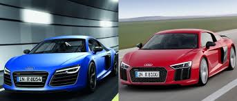 audi r8 theme which looks best the audi r8 or the outgoing version