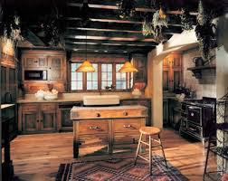 rustic country kitchen designs picture on coolest home interior