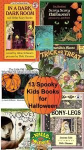 scary halloween stories 13 spooky halloween kids books