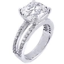 diamond double rings images Double band diamond rings wedding promise diamond engagement jpg