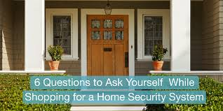 Home Security by Shopping For Home Security Ask These 6 Questions Safewise
