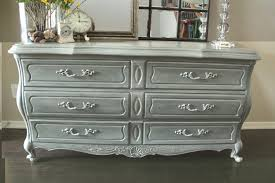 fetching furniture for bedroom decoration using double light gray
