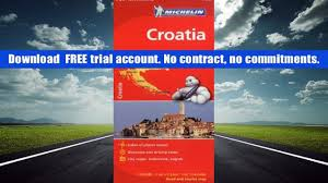 download michelin croatia map 757 maps country michelin