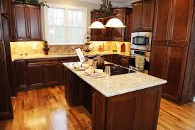 Kitchen Cabinets Virginia Beach by Findley U0026 Myers Palm Beach Dark Chocolate Cabinets Kitchen