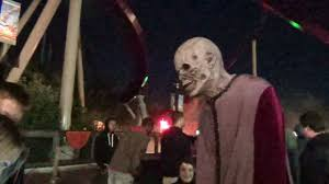kings island halloween haunt sept 2013 youtube