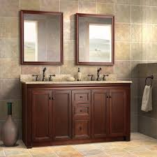 Mahogany Bathroom Vanity by Mahogany Bathroom Cabinets Adorn Your Bathroom To Be Elegant