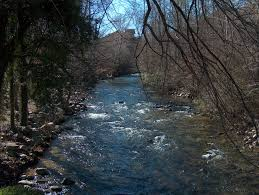 gold prospecting the little pigeon river in tennessee there is a