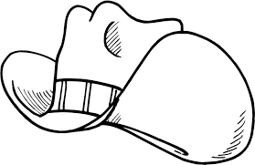 winter hat coloring page winter hat and mittens coloring page