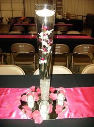 Long Vase Centerpieces by Tall Vase Centerpiece Ideas Home Design Ideas